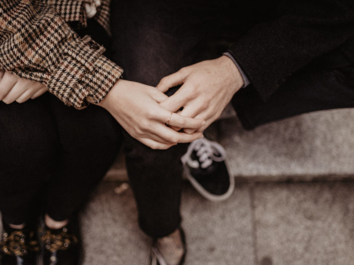 gaizka corta sesion de pareja mariaadrian