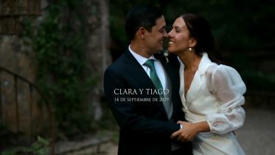 Vídeo Clara y Tiago